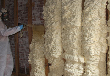 Types of Spray Foam in Laredo