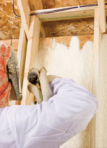 Laredo Spray Foam Insulation Services and Benefits