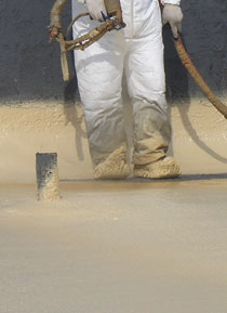 Laredo Spray Foam Roofing Systems